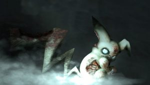 Zombie Pikachu Wallpapers – Top Free Zombie Pikachu Backgrounds