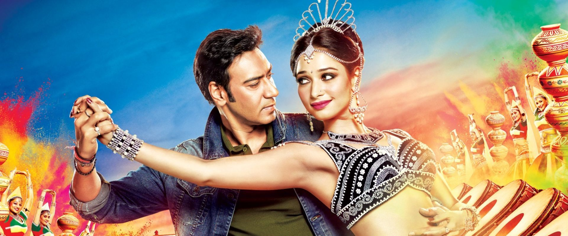 1920x800 Hot Dance Scene From Himmatwala 2 | HD Bollywood Movies Wallpapers ...