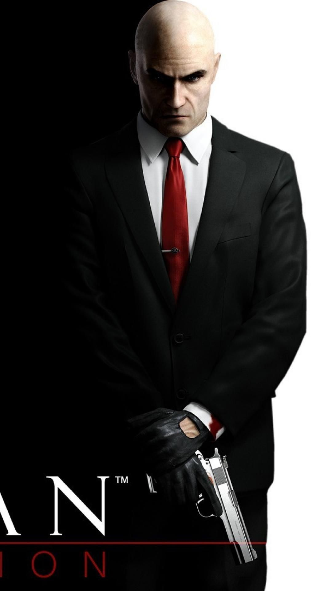 1080x1920 Agent 47 hitman absolution movies video games wallpaper   (53118)
