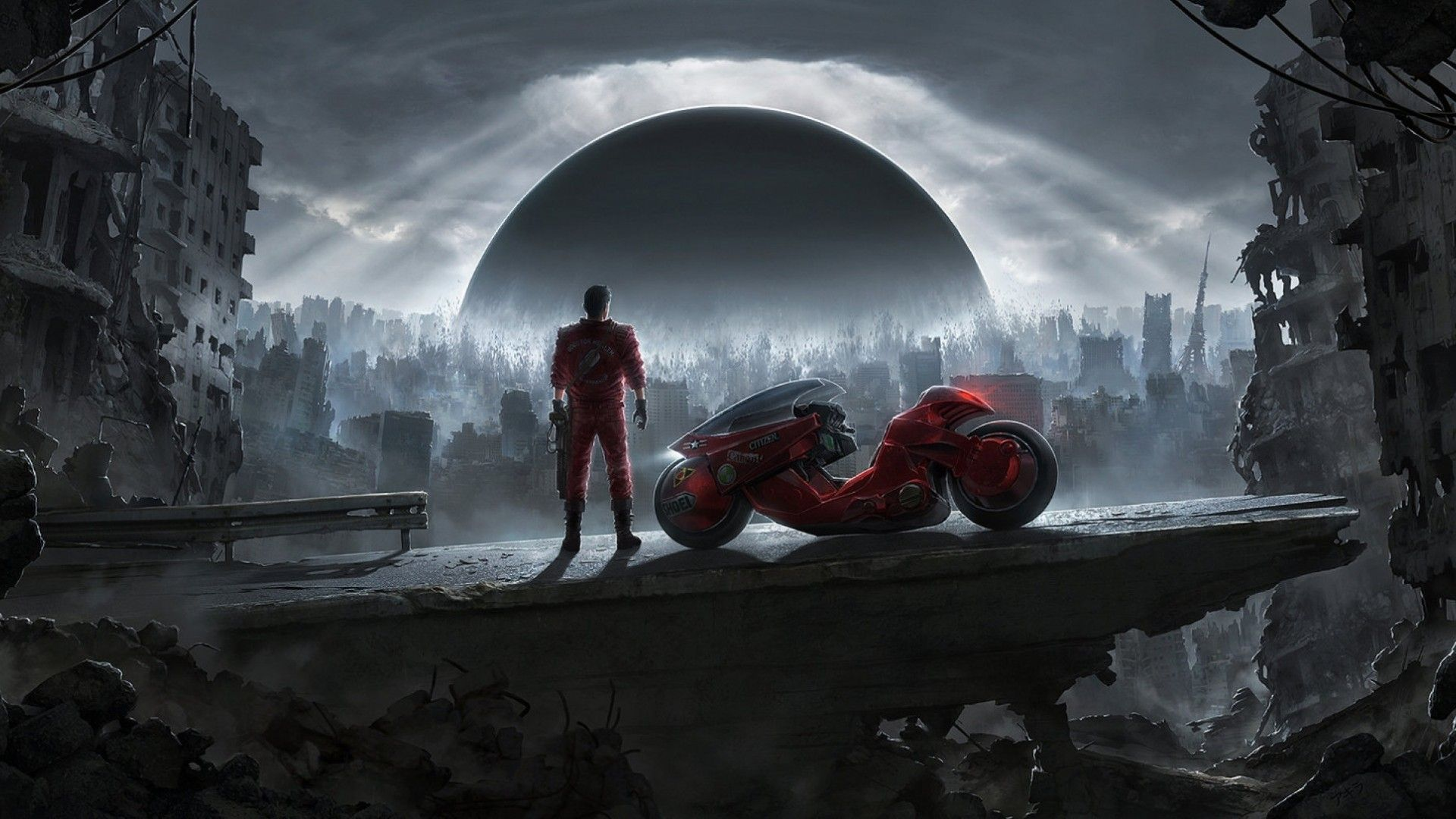 1920x1080 Akira Anime | Download HD Wallpapers