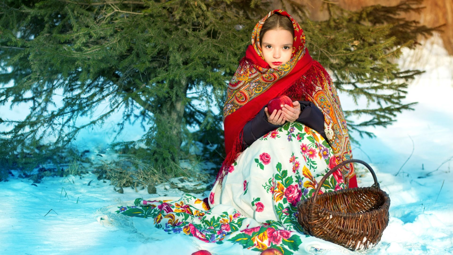 1920x1080 Young Russian beauty wallpapers and images - wallpapers, pictures ...
