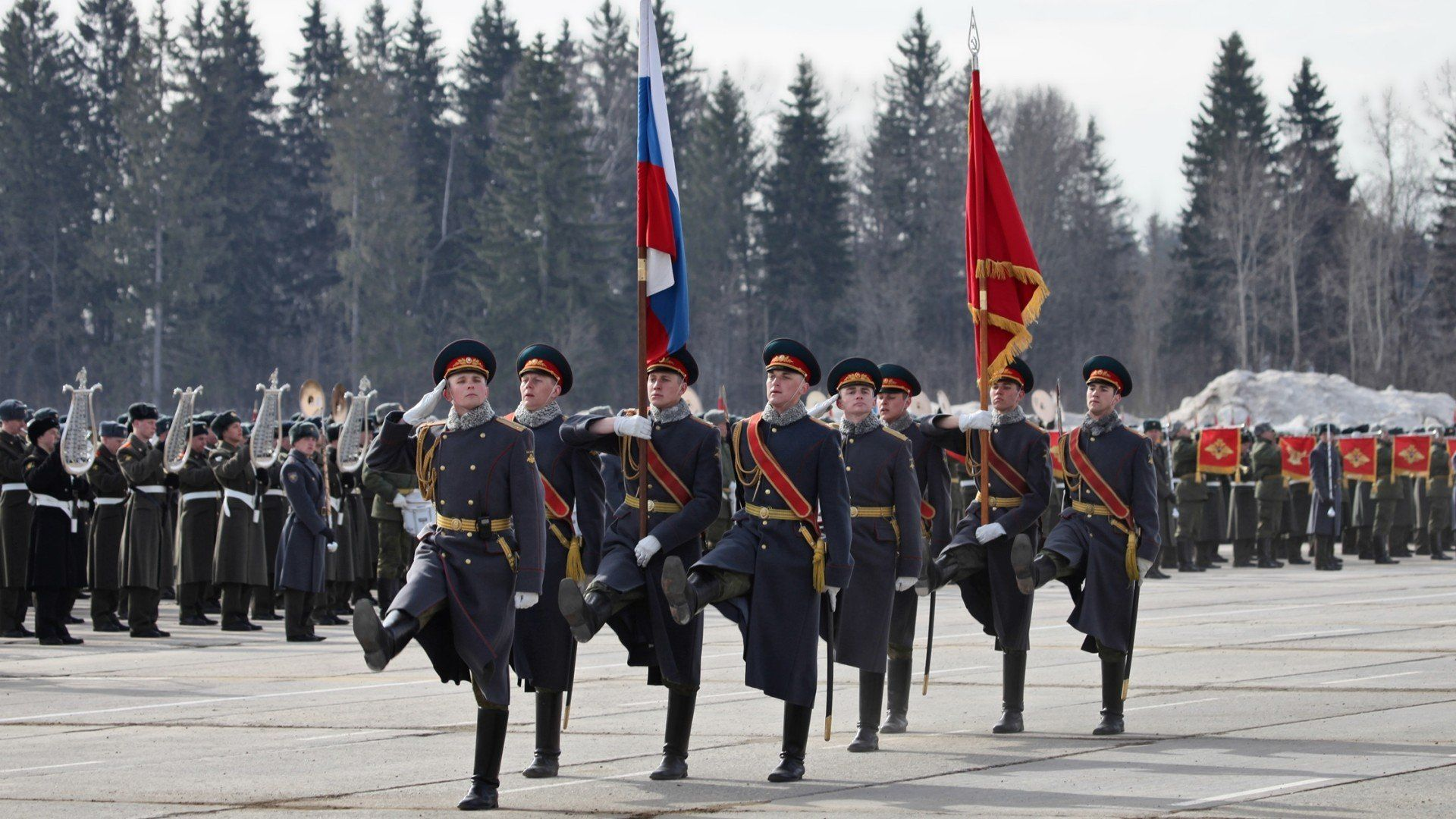 1920x1080 Russian military army soliders wallpaper | 1920x1080 | 497567 ...
