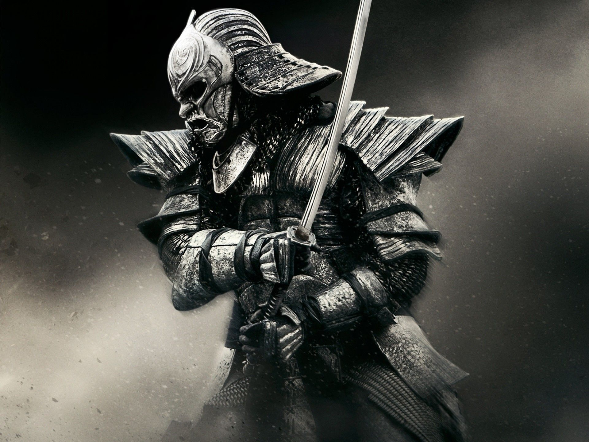 1920x1440 47 Ronin Samurai Mask - wallpaper. | Art | Pinterest | Dj remix ...