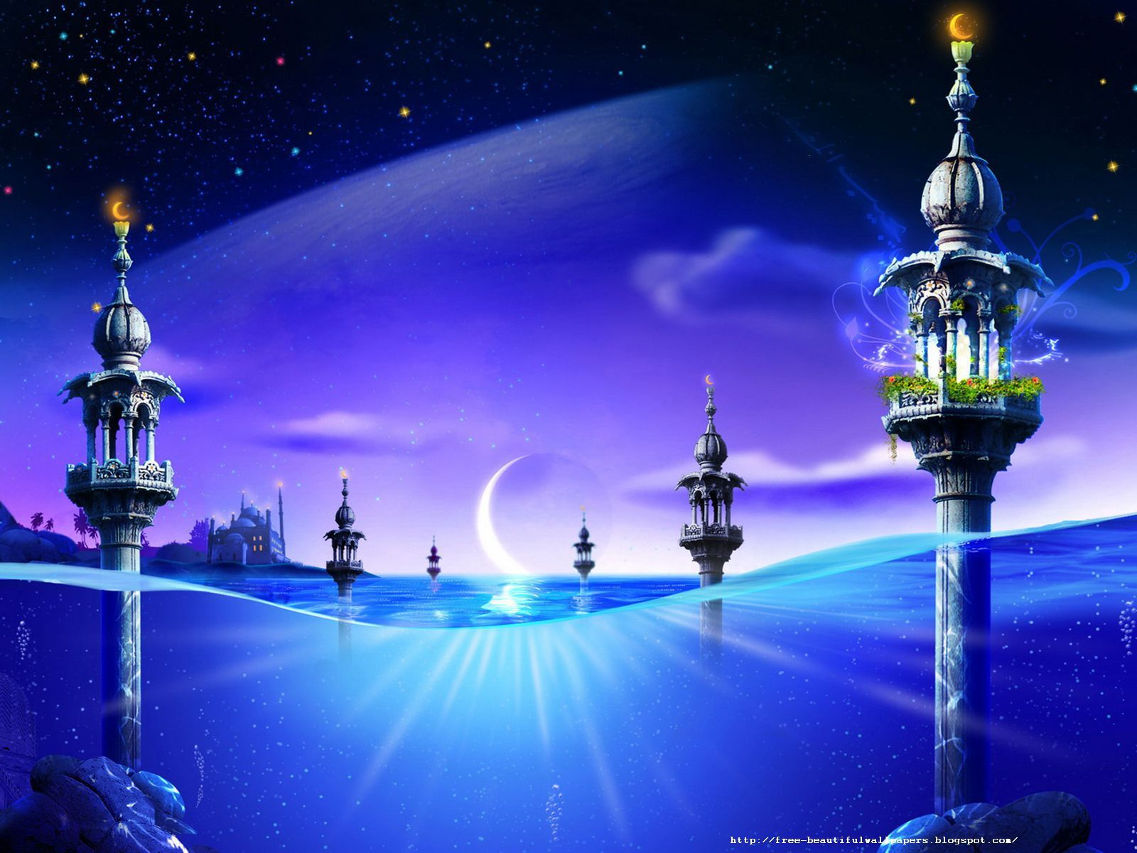 1600x1200 Beautiful Islamic Wallpapers Islamic High Quality Backgrounds | HD ...