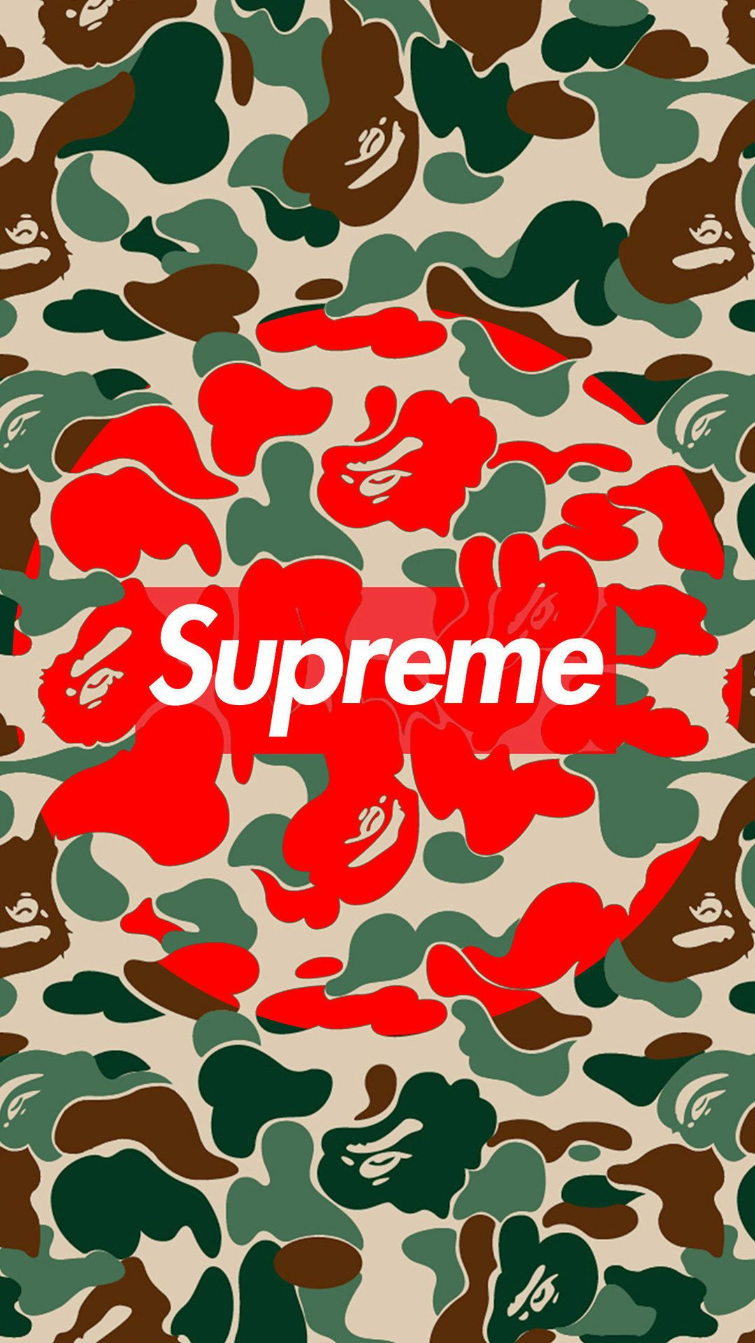 1080x1920 Red Camo Wallpapers (52+ images)