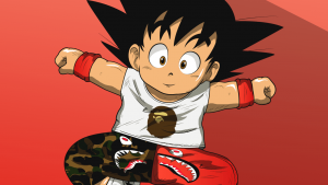 BAPE DBZ Wallpapers – Top Free BAPE DBZ Backgrounds