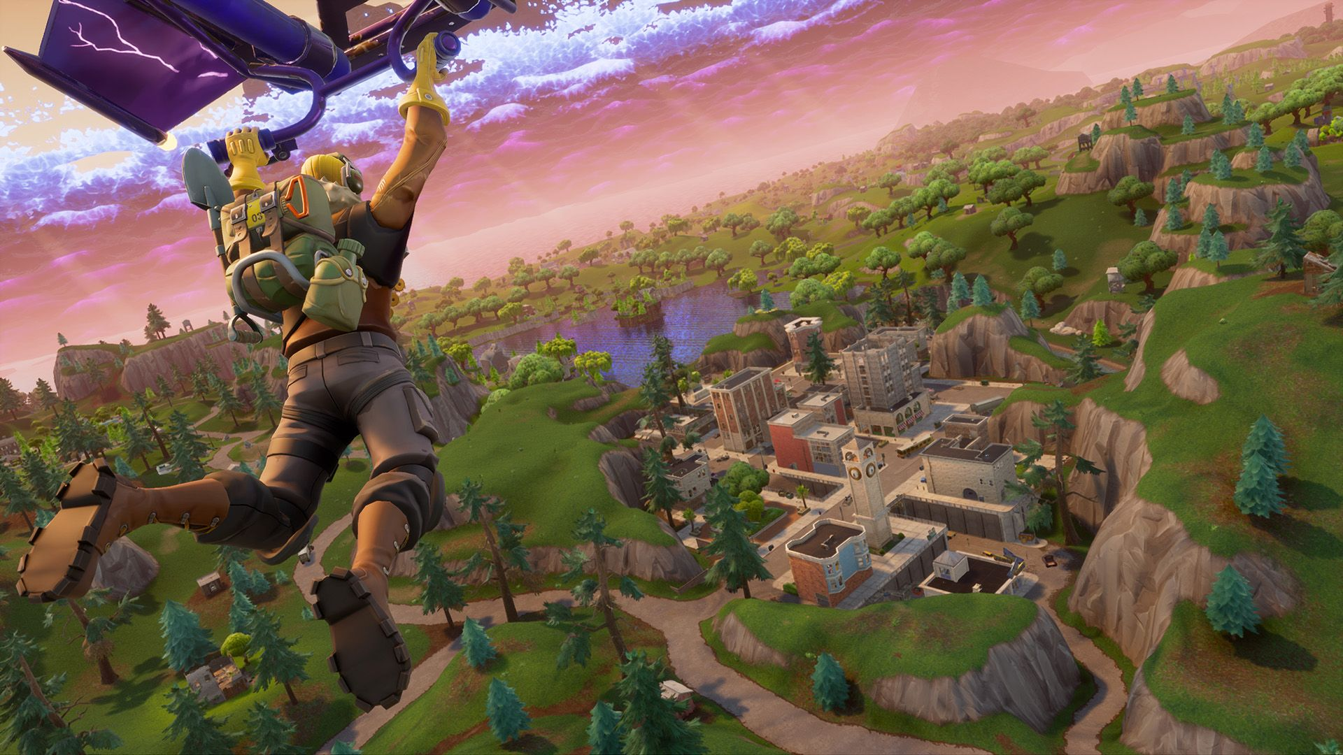 1920x1080 Epic Admits To Be Focusing on Fortnite Rather Than Paragon