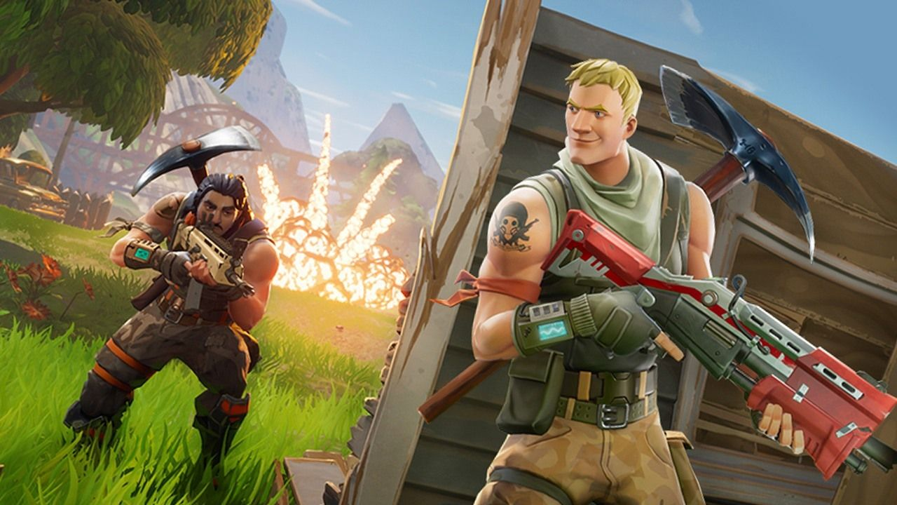 1280x720 Fortnite Battle Royale Is Free to Play