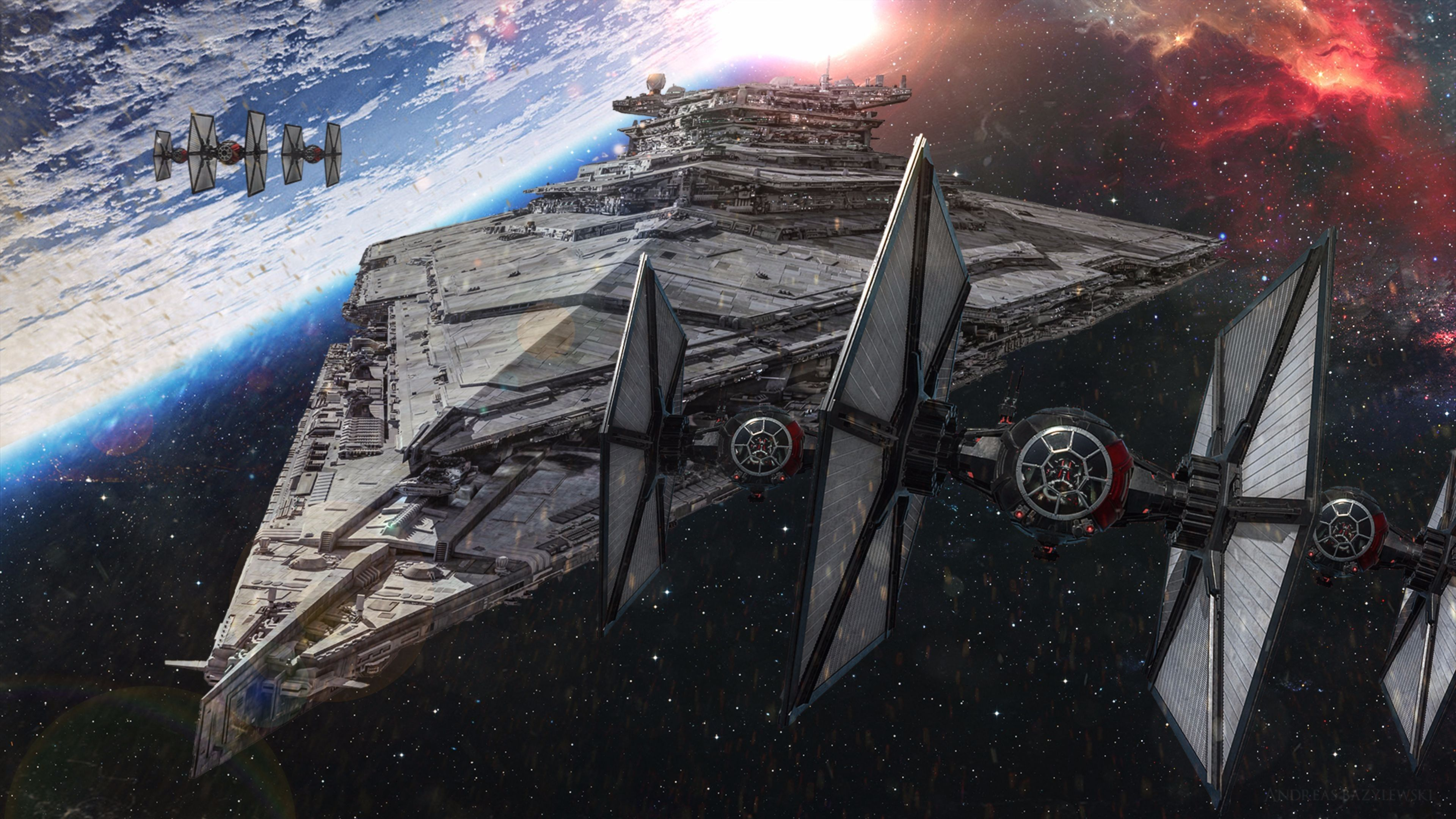 3840x2160 Star Wars 4K wallpaper ·① Download free awesome wallpapers for ...