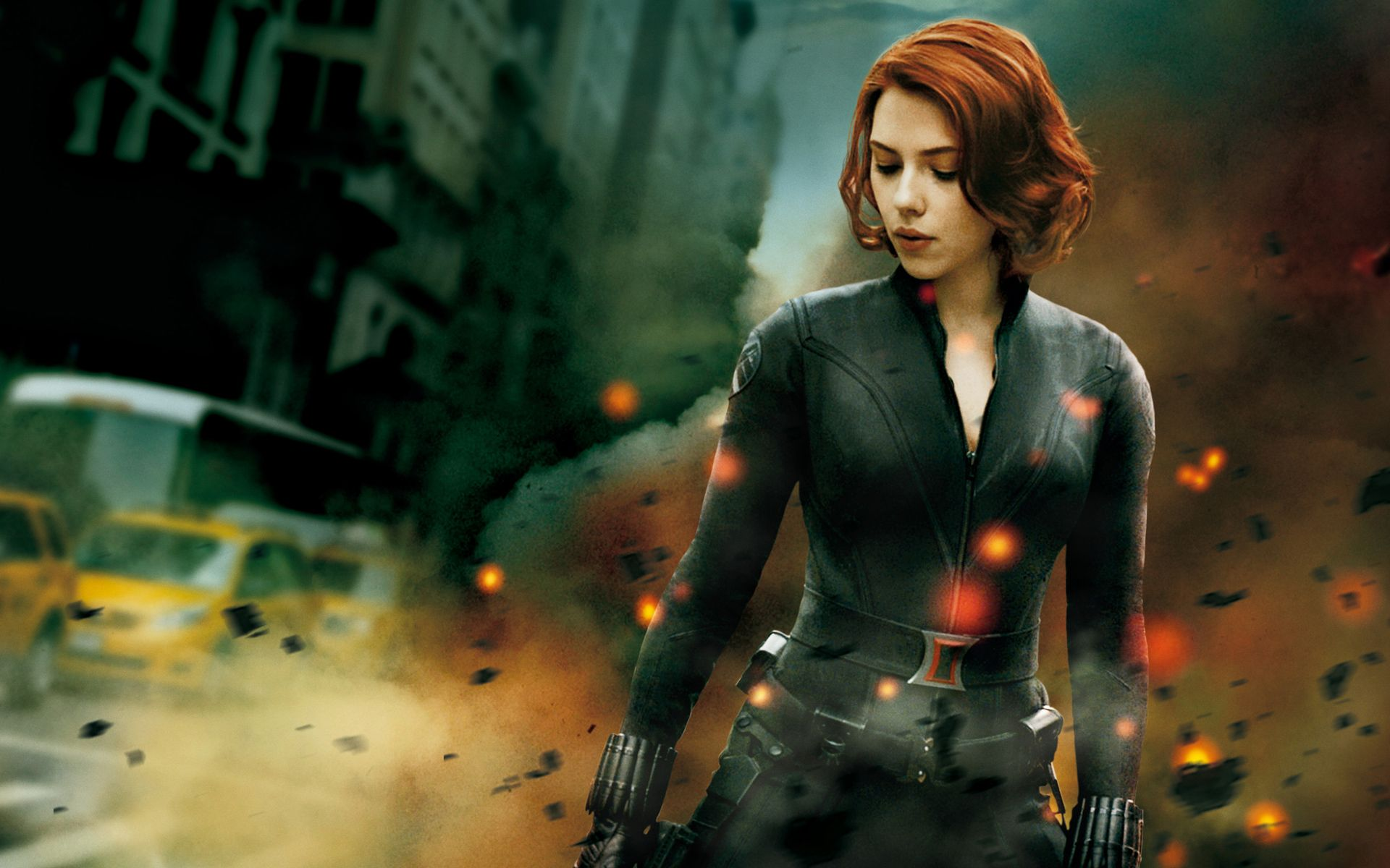 1920x1200 The Avengers Black Widow Wallpapers | HD Wallpapers | ID #11019