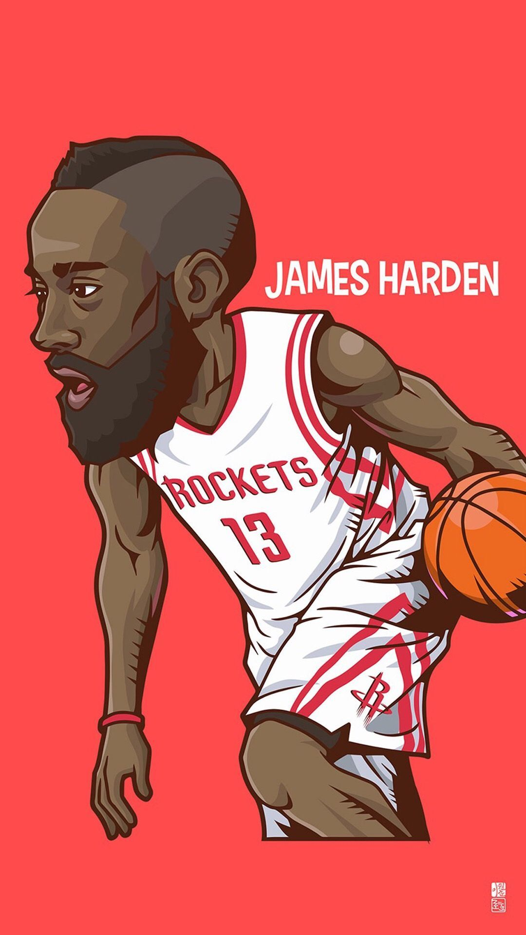 1080x1920 James Harden 1080 x 1920 Wallpapers available for free ...