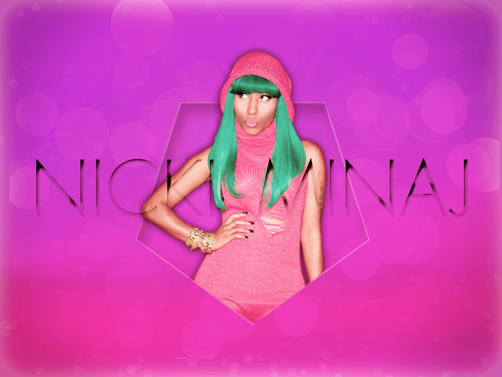 1024x768 Wallpaper Flawless {Nicki Minaj} by SophieTutos on DeviantArt