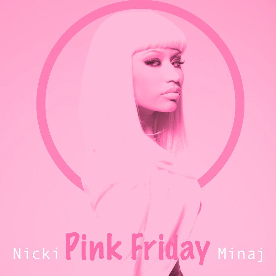 894x894 Nicki Minaj Pink Friday by Lakee05 on DeviantArt