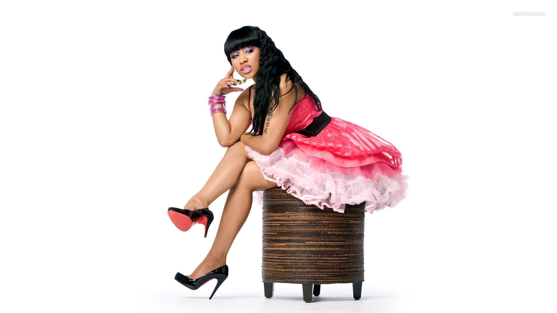 1920x1080 Nicki Minaj HD Wallpaper 1920×1080 Free Nicki Minaj Wallpapers ...
