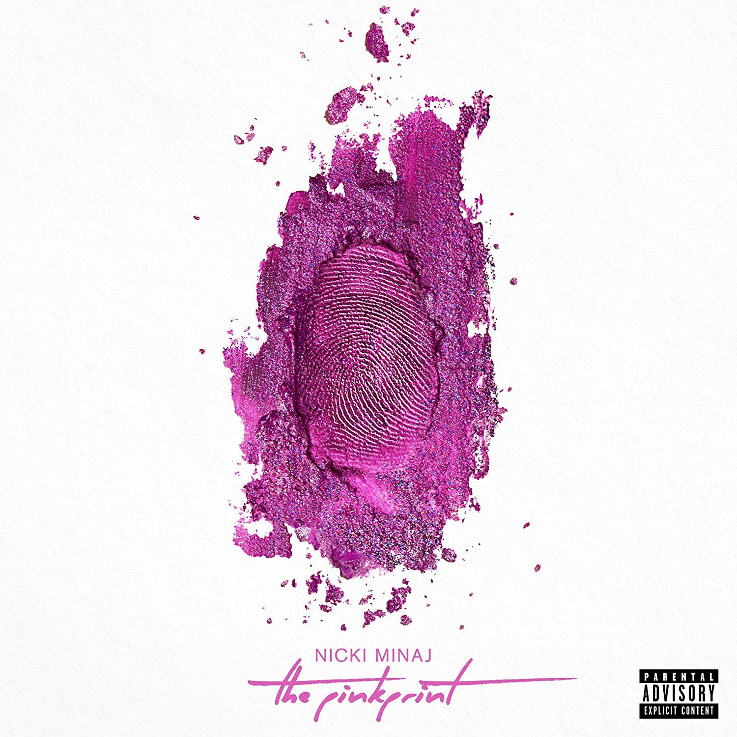 1500x1500 Nicki Minaj - The Pinkprint [Deluxe Edition][Explicit] - Amazon.com ...