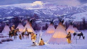 Native American Christmas Wallpapers – Top Free Native American Christmas Backgrounds