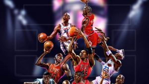 Michael Jordan Cartoon Wallpapers – Top Free Michael Jordan Cartoon Backgrounds