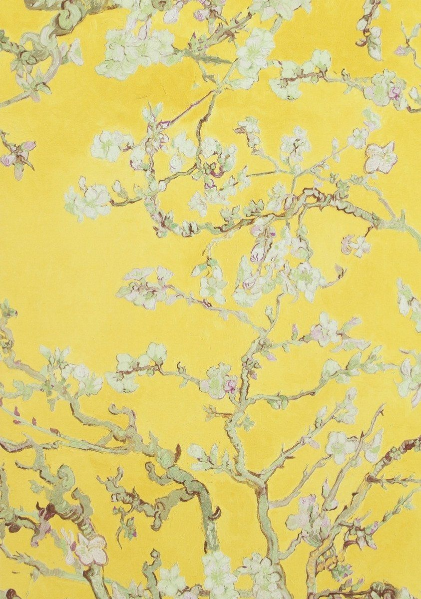 843x1200 Van Gogh Almond Blossom | The Couture Rooms