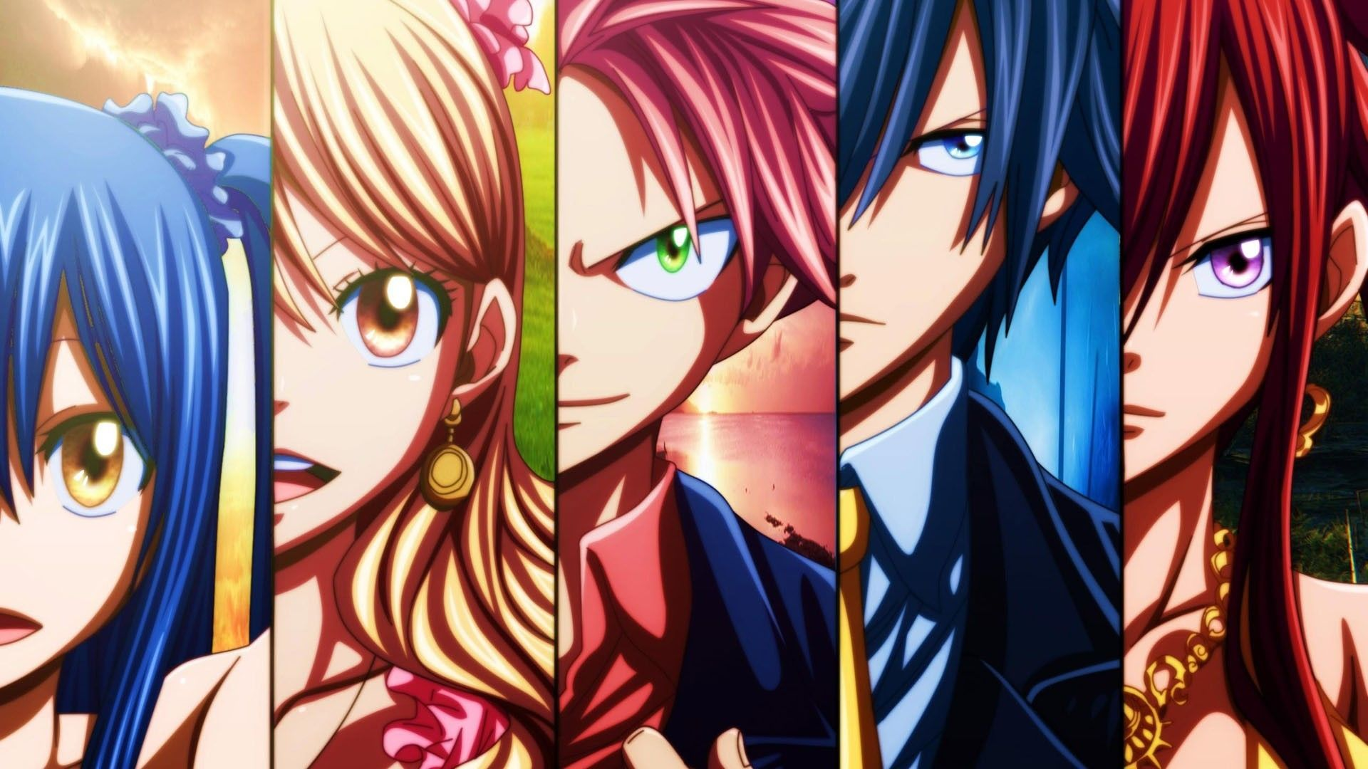 1920x1080 Fairy Tail 2018 Wallpaper HD (58+ images)