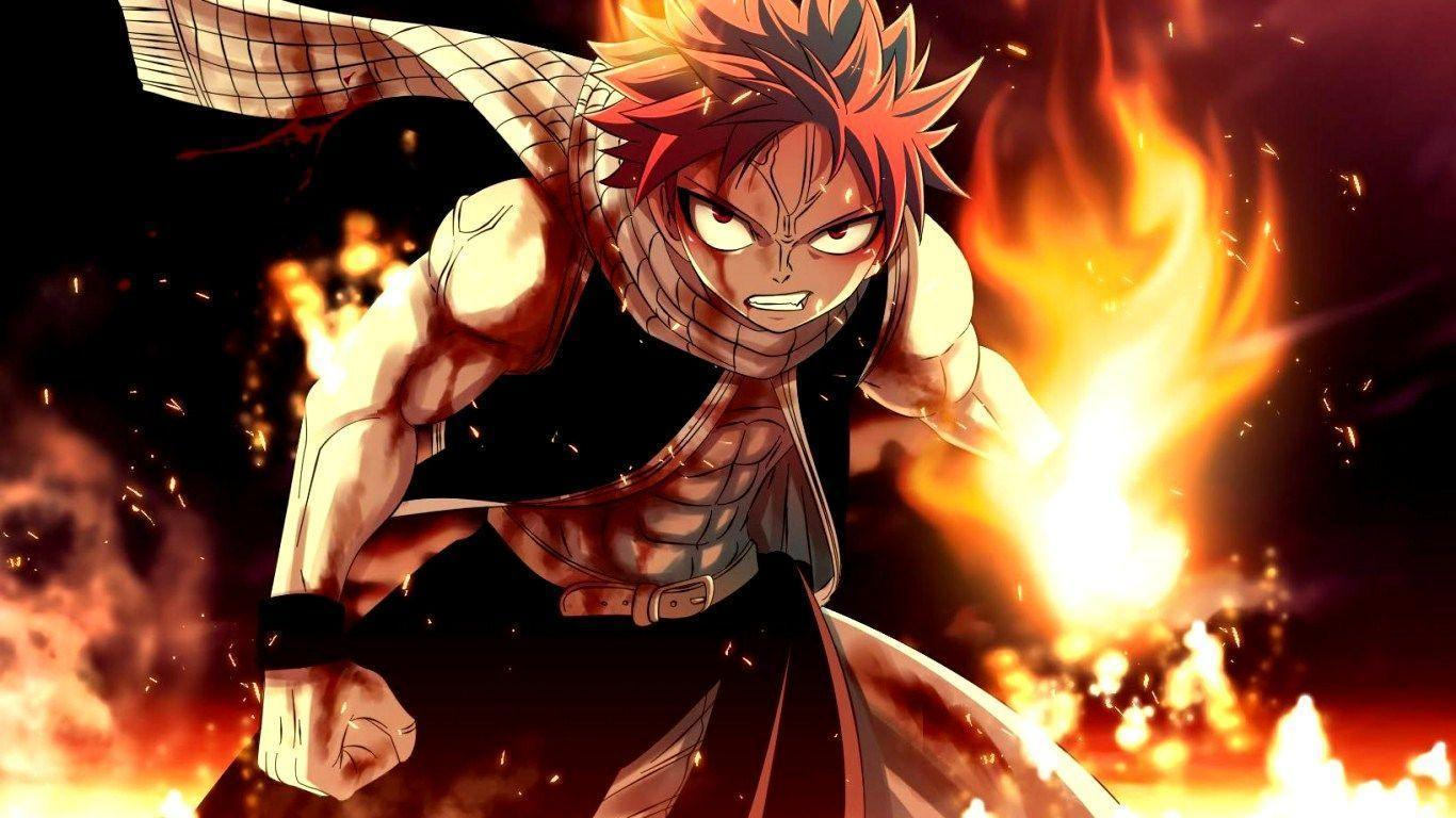1366x768 Fairy Tail Anime Wallpapers