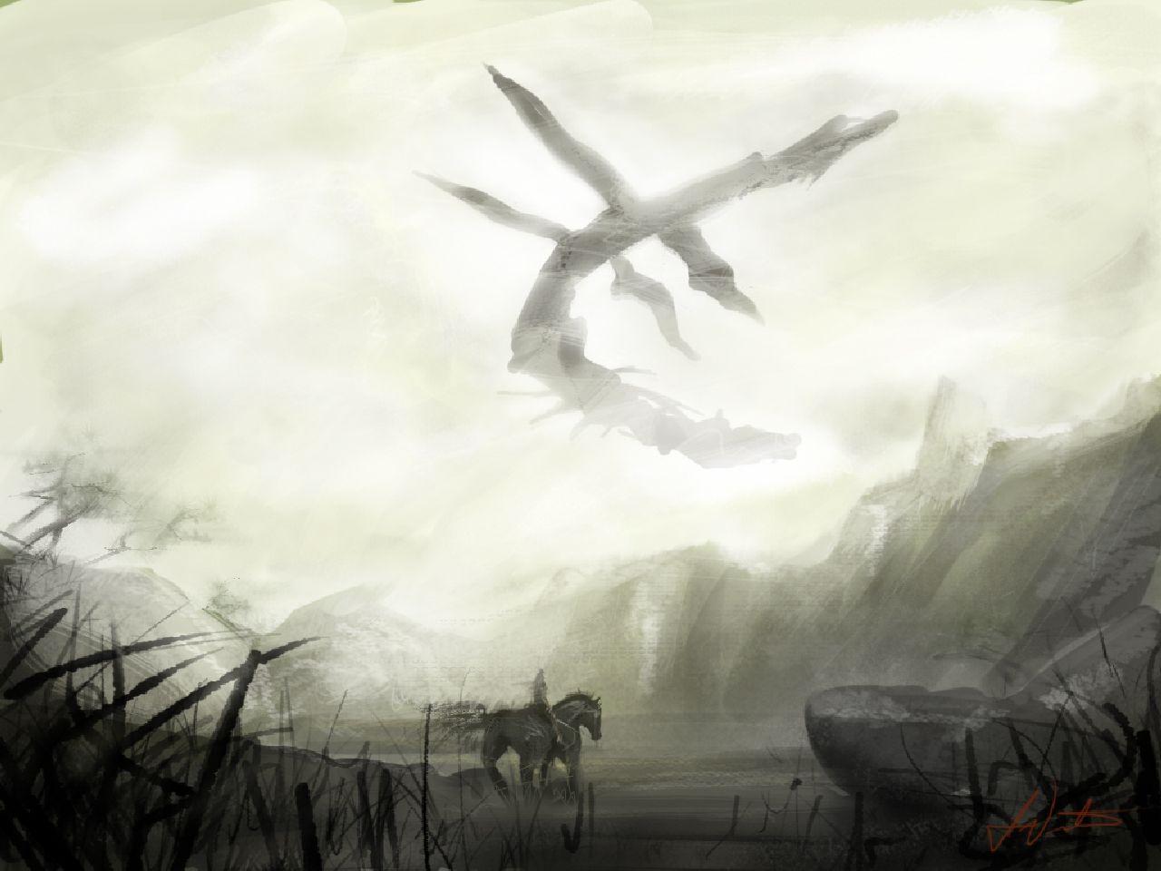 1280x960 Shadow Of The Colossus Wallpaper and Background Image | 1280x960 ...