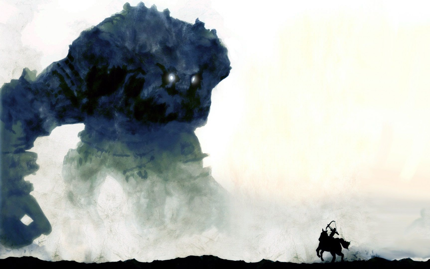 1726x1080 Shadow of the Colossus Wallpapers - WallpaperVortex.com