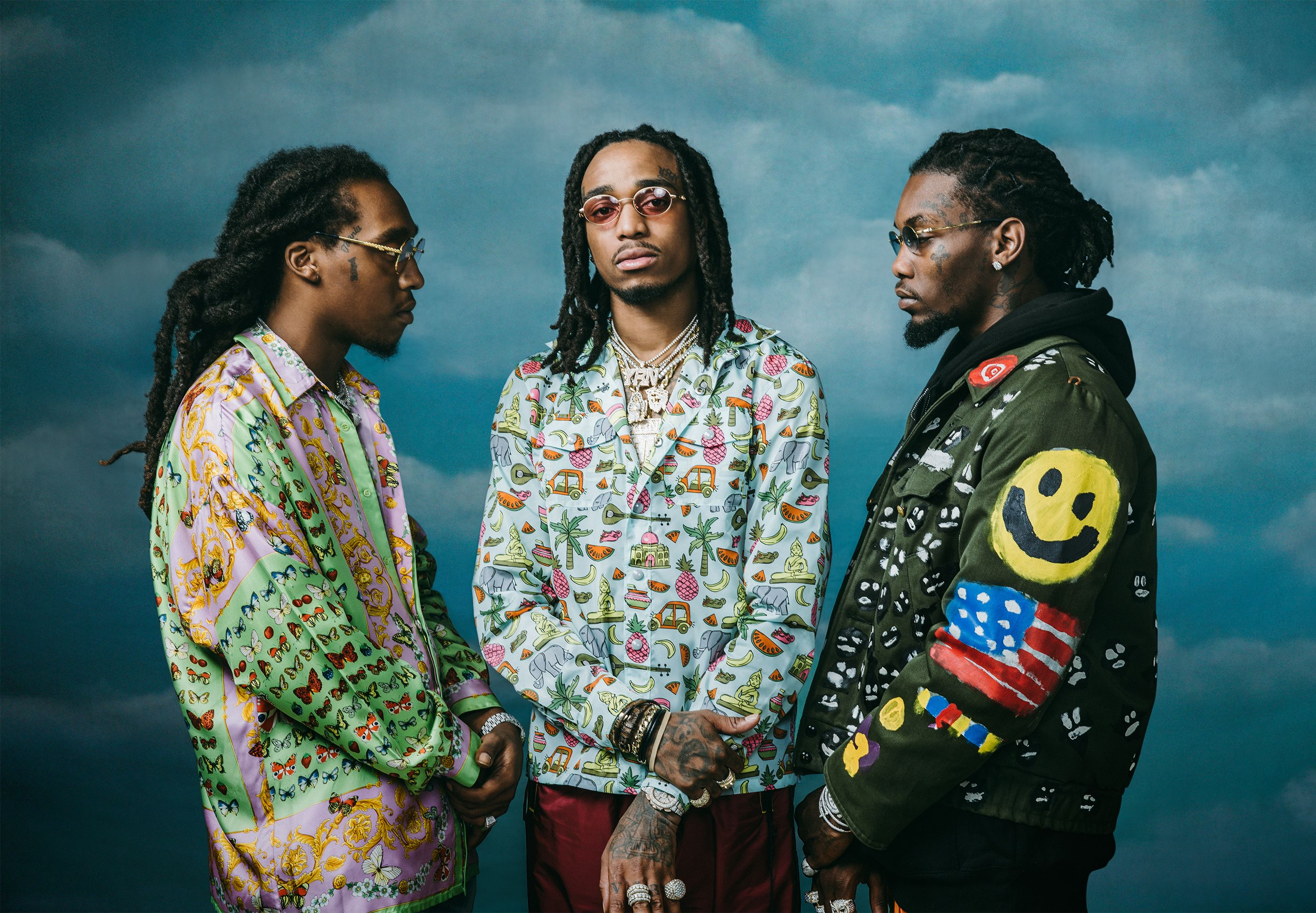 2800x1941 6 Migos HD Wallpapers | Background Images - Wallpaper Abyss