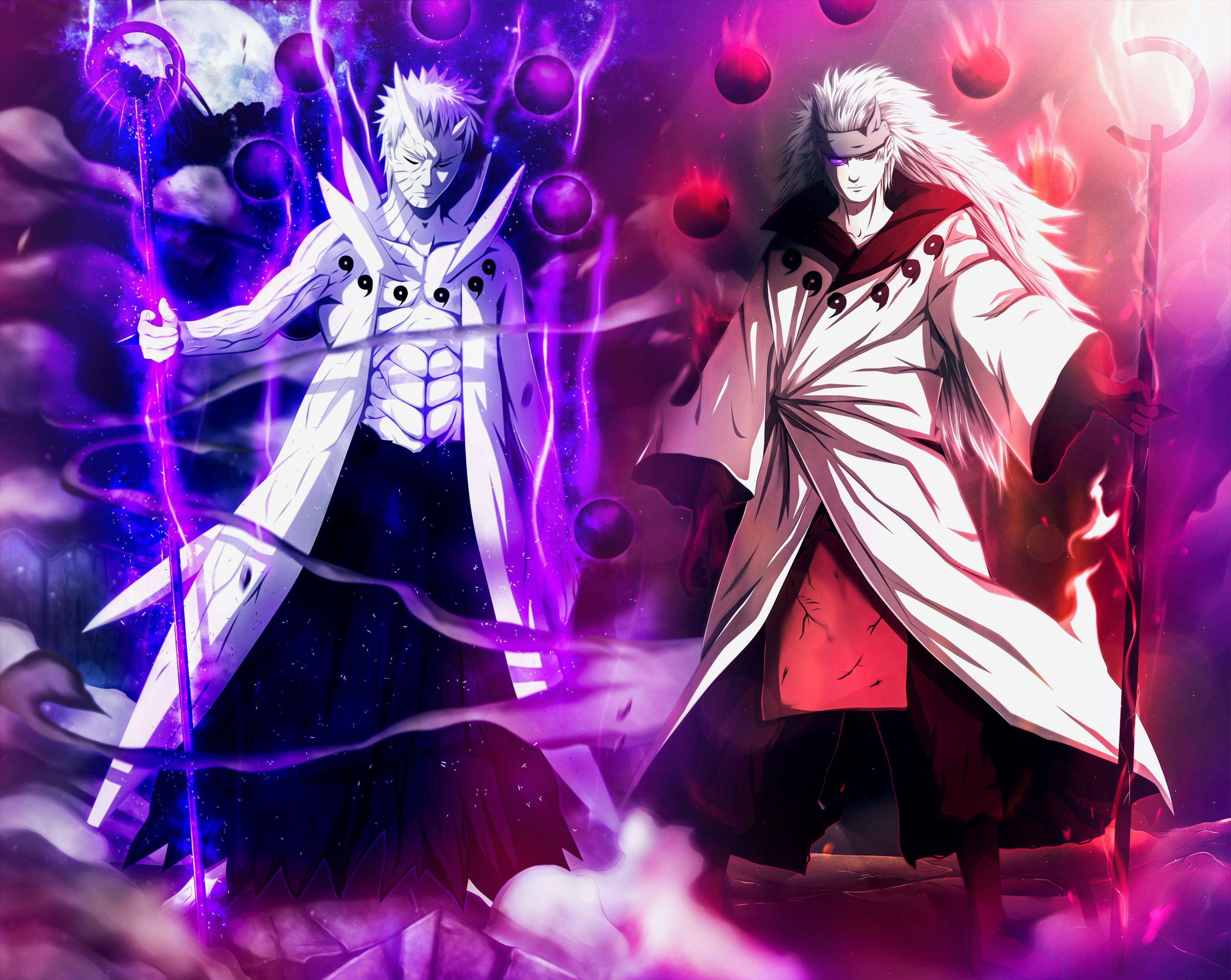 4105x3268 236 Madara Uchiha HD Wallpapers | Background Images - Wallpaper Abyss