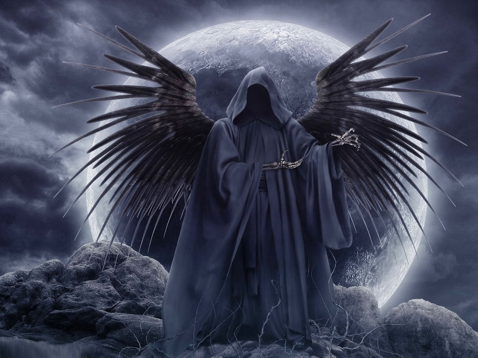 1600x1200 Death Angel wallpaper from Angels wallpapers