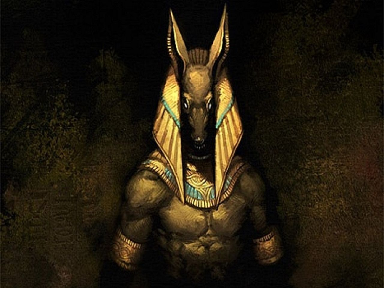 1280x960 Anubis Wallpaper and Background Image | 1280x960 | ID:440519