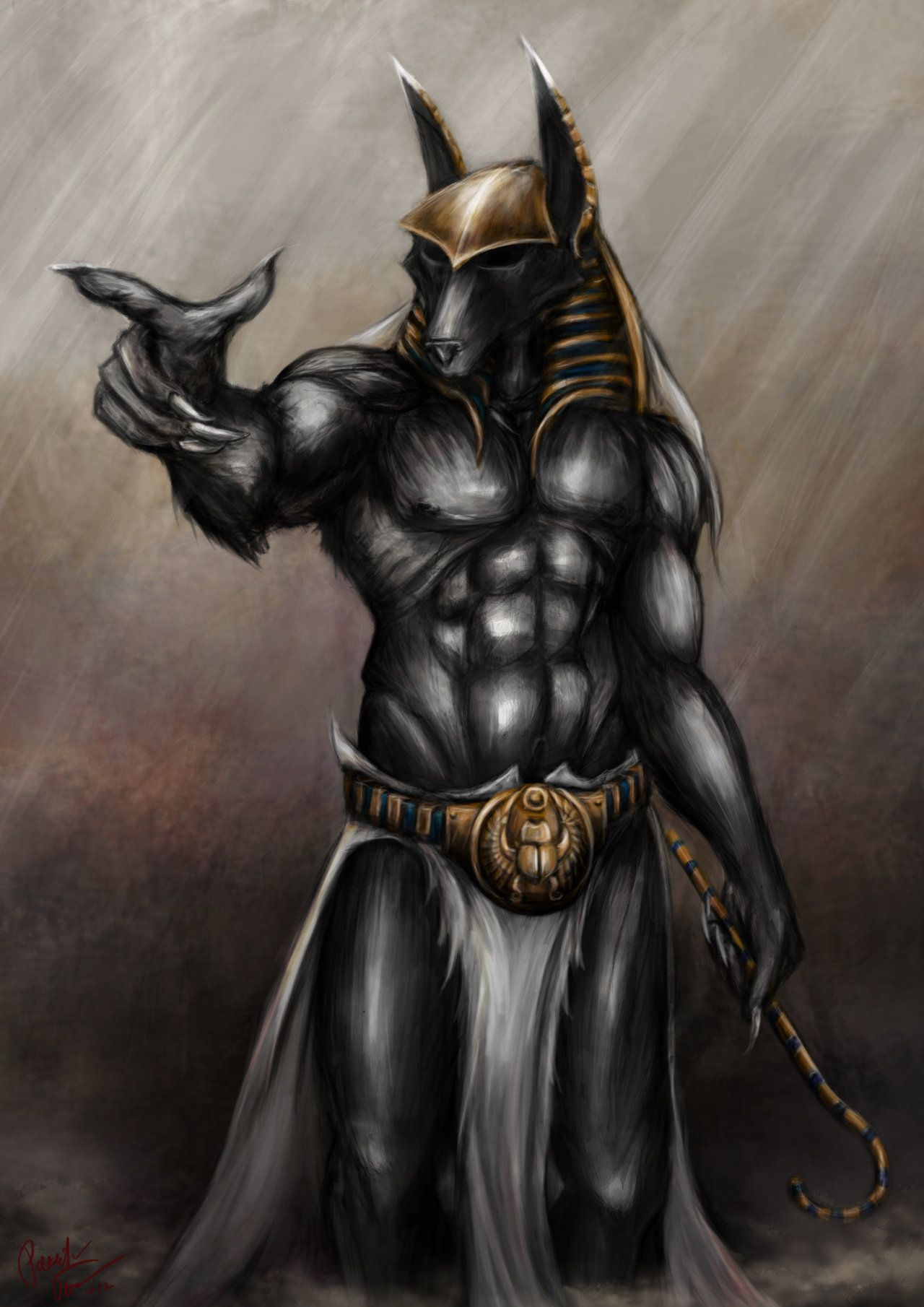 1280x1810 High Quality Anubis Wallpaper | Full HD Pictures