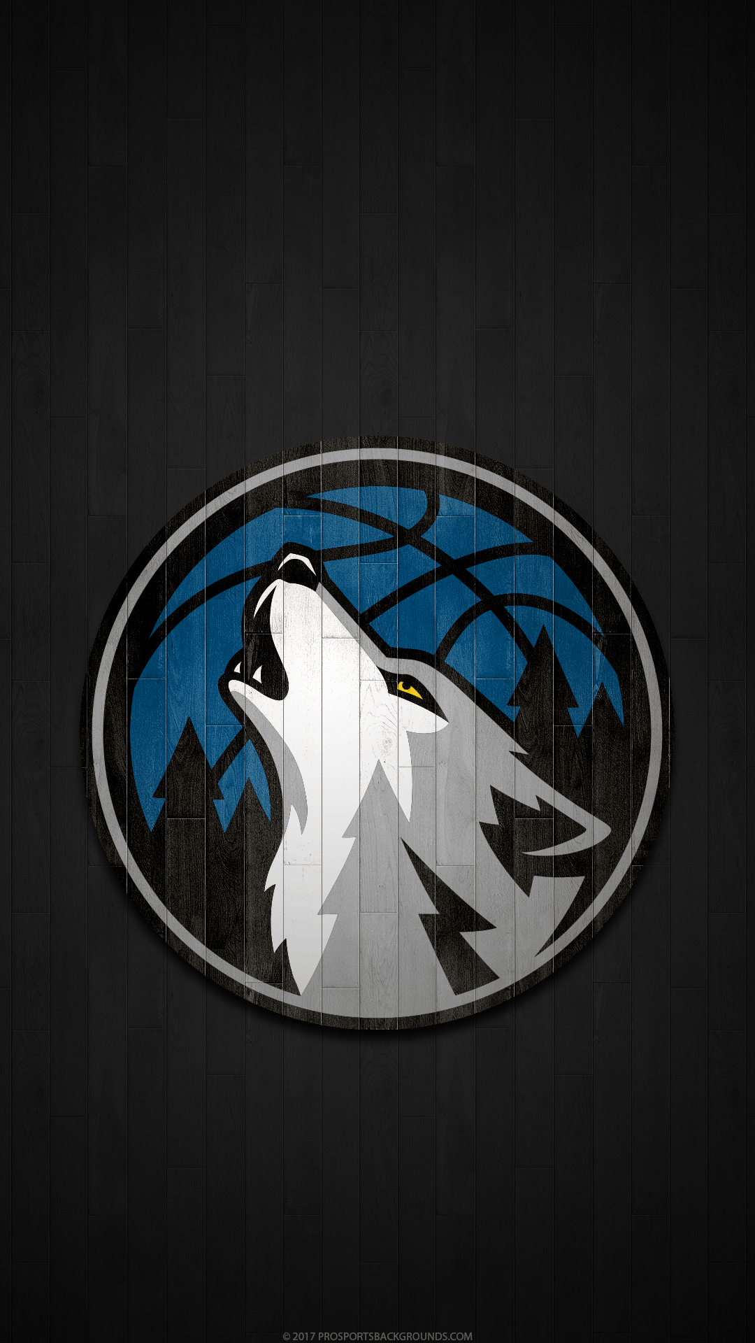 1080x1920 2018 Minnesota Timberwolves Wallpapers - PC |iPhone| Android