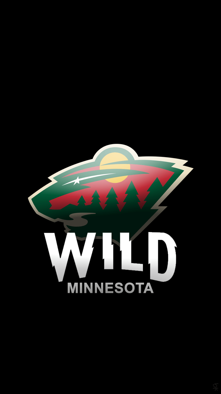 750x1334 Minnesota Wild Wallpapers 2017