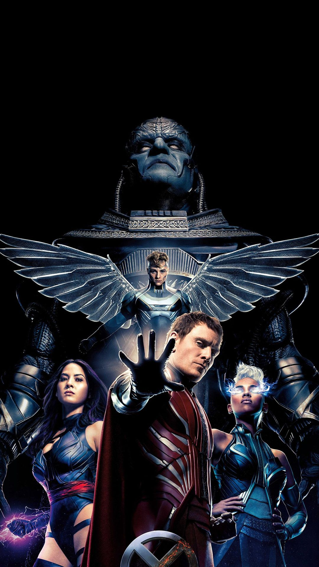 1080x1920 Xmen Apocalypse Poster Film Hero Destroy #iPhone #6 #plus #wallpaper ...