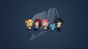 Kawaii Fairy Tail Wallpapers – Top Free Kawaii Fairy Tail Backgrounds