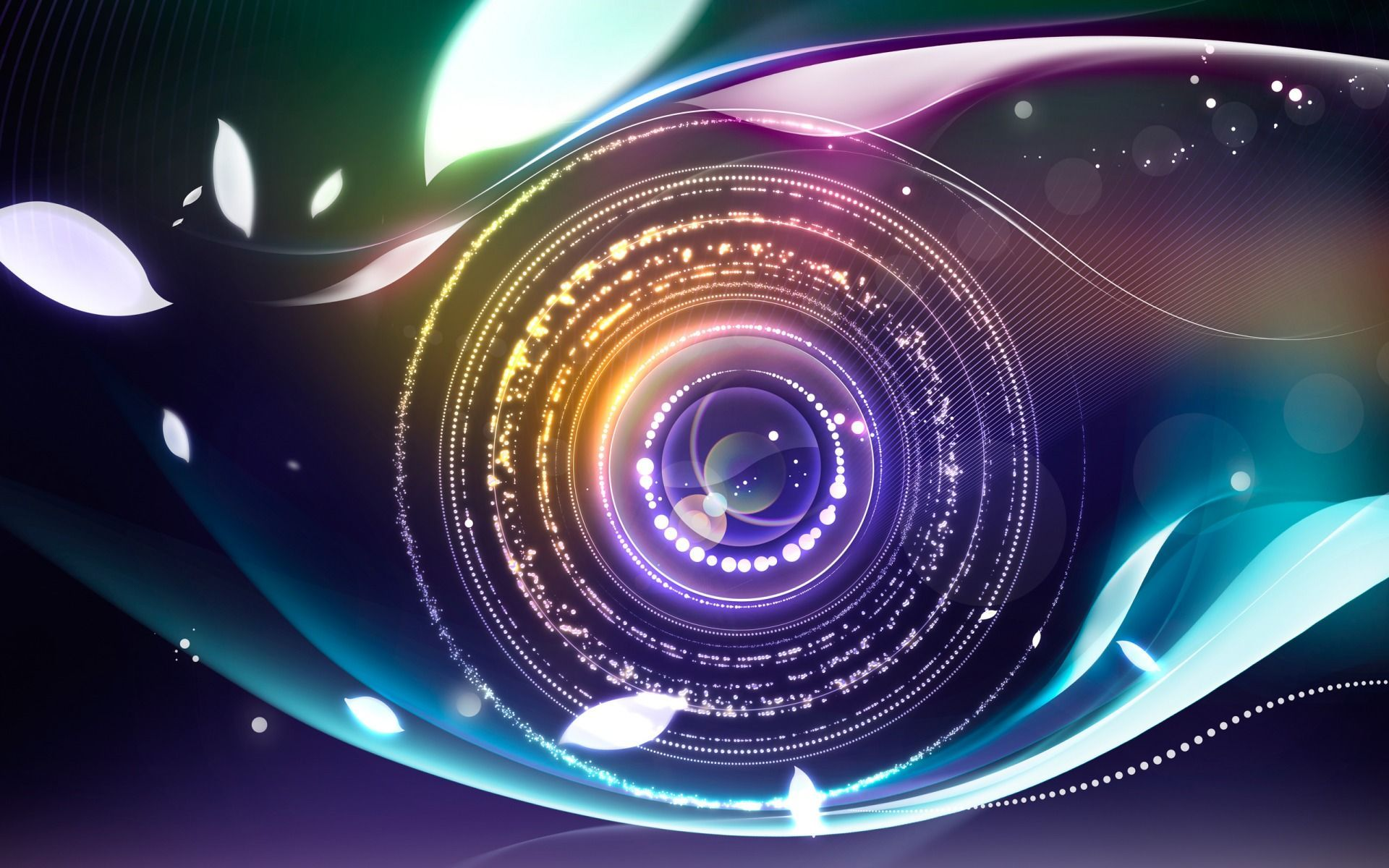 1920x1200 digital images | ... Wallpapers, Art, Images, digital abstract eye 2 ...