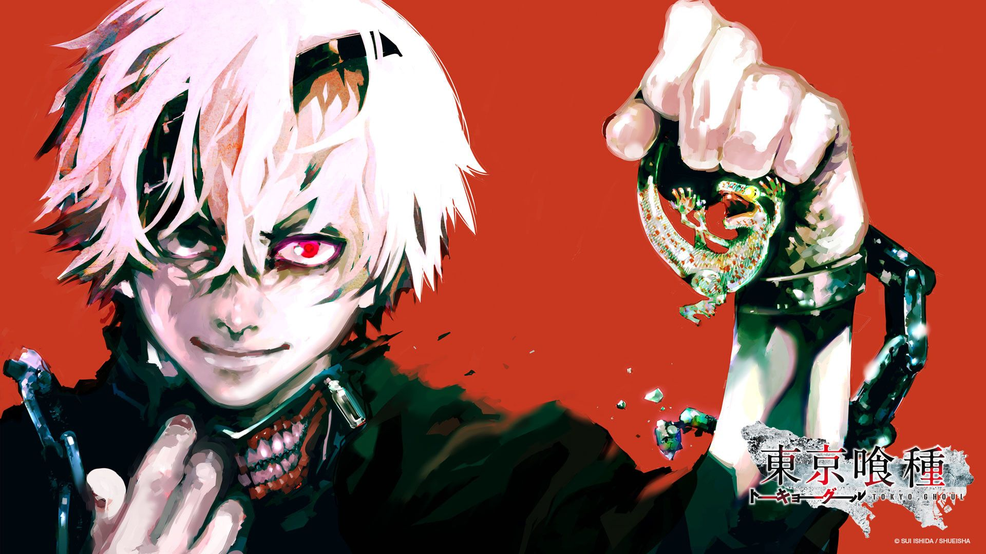 1920x1080 Tokyo Ghoul Re Wallpaper (83+ images)