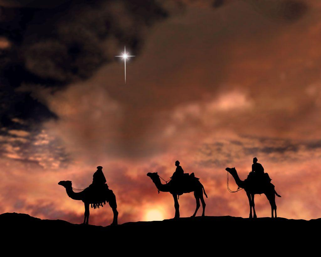 1024x819 Free Christmas Nativity Wallpapers