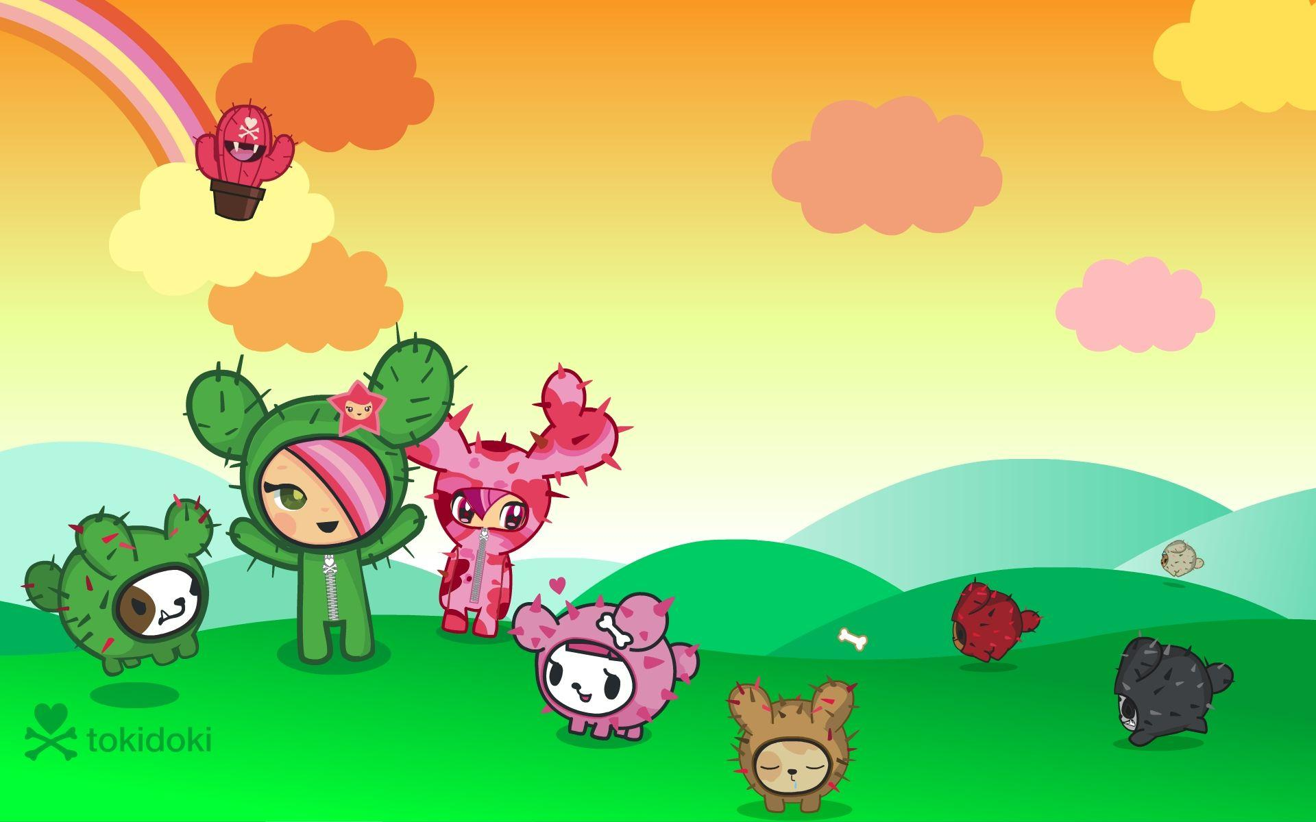 1920x1200 Images of Tokidoki Wallpapers Deserts - #FAN