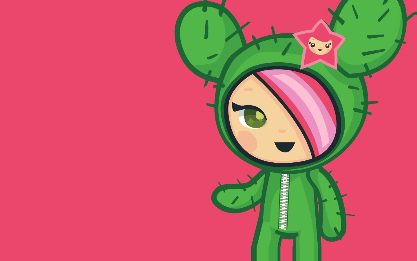 1440x900 tokidoki desktop wallpaper