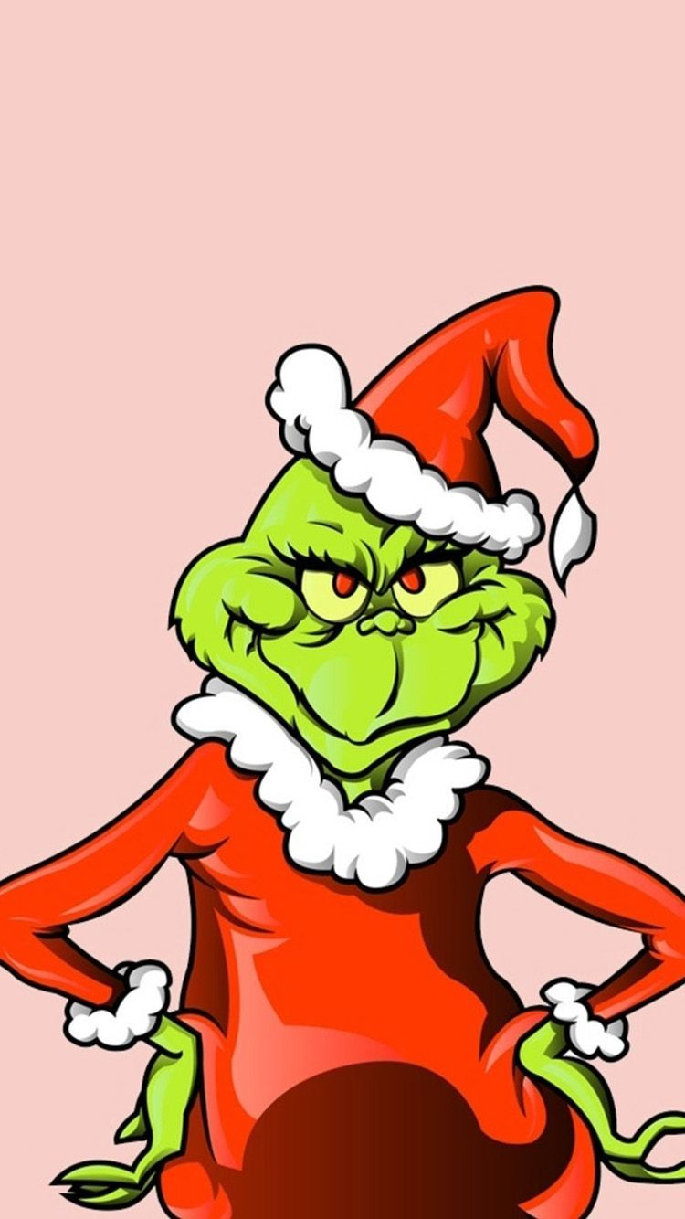 750x1334 The Grinch | Holiday iPhone 6 Wallpaper 79 | iPhone 6 Wallpaper (HD ...