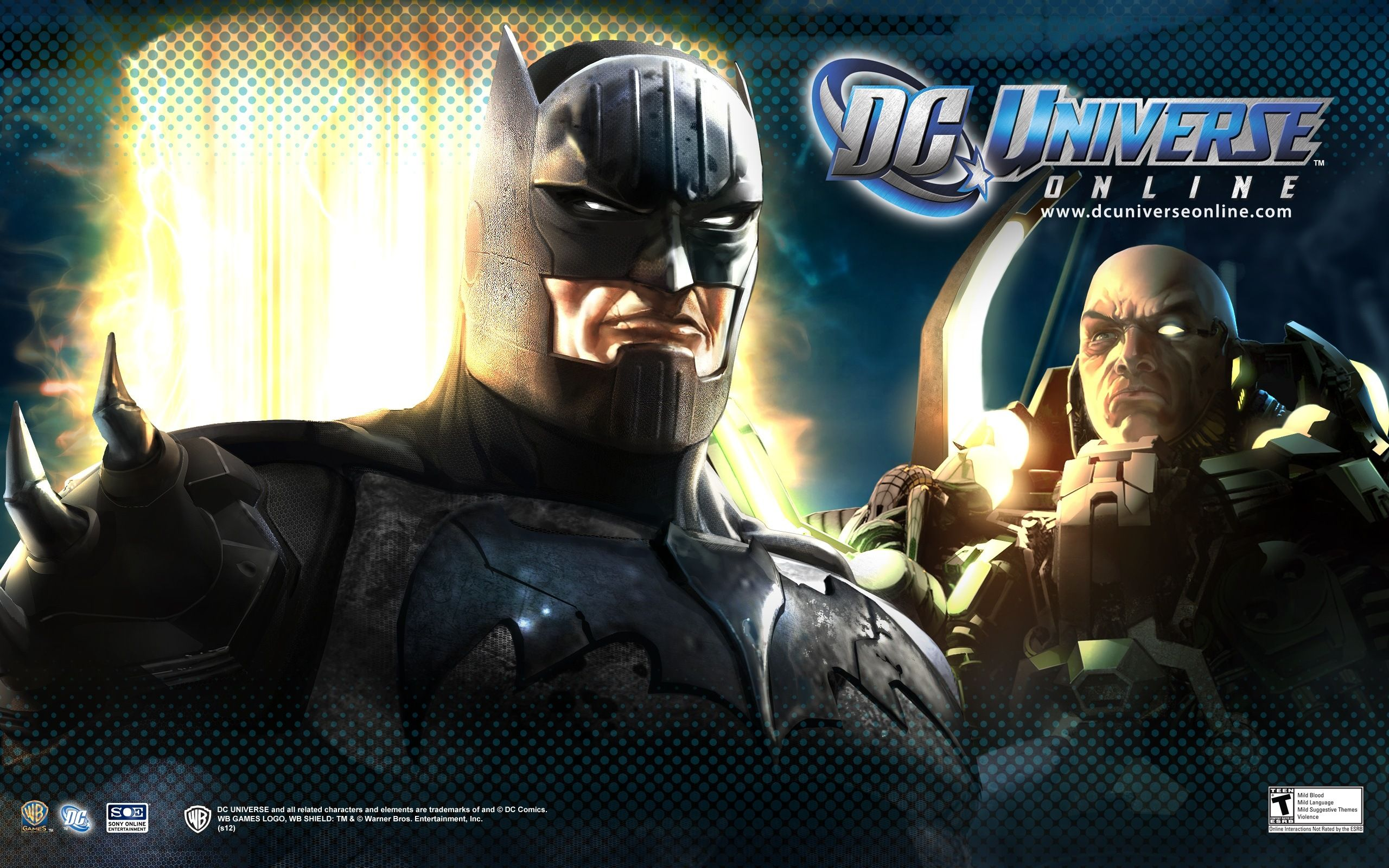 2560x1600 2560x1600px – Dc Universe Online Wallpapers
