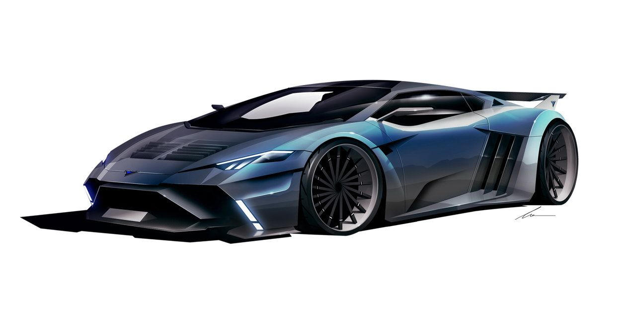 1256x636 Vector Motors W12 supercar concept by pietrekm on DeviantArt