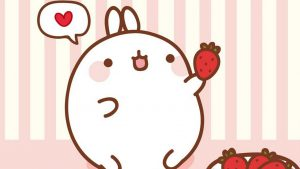 Kawaii Bunny iPhone Wallpapers – Top Free Kawaii Bunny iPhone Backgrounds