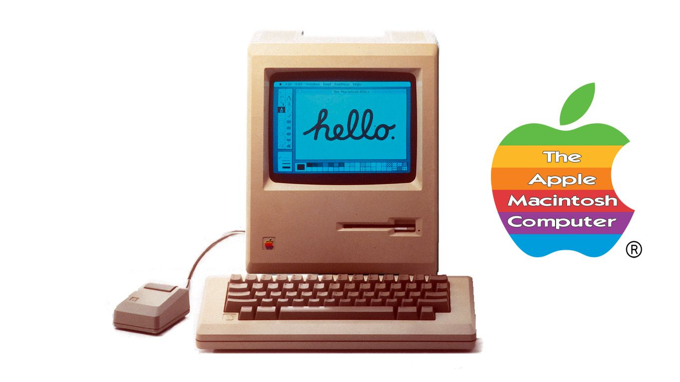 1366x768 RETRO - Vintage Computer & Game Systems Wallpapers.