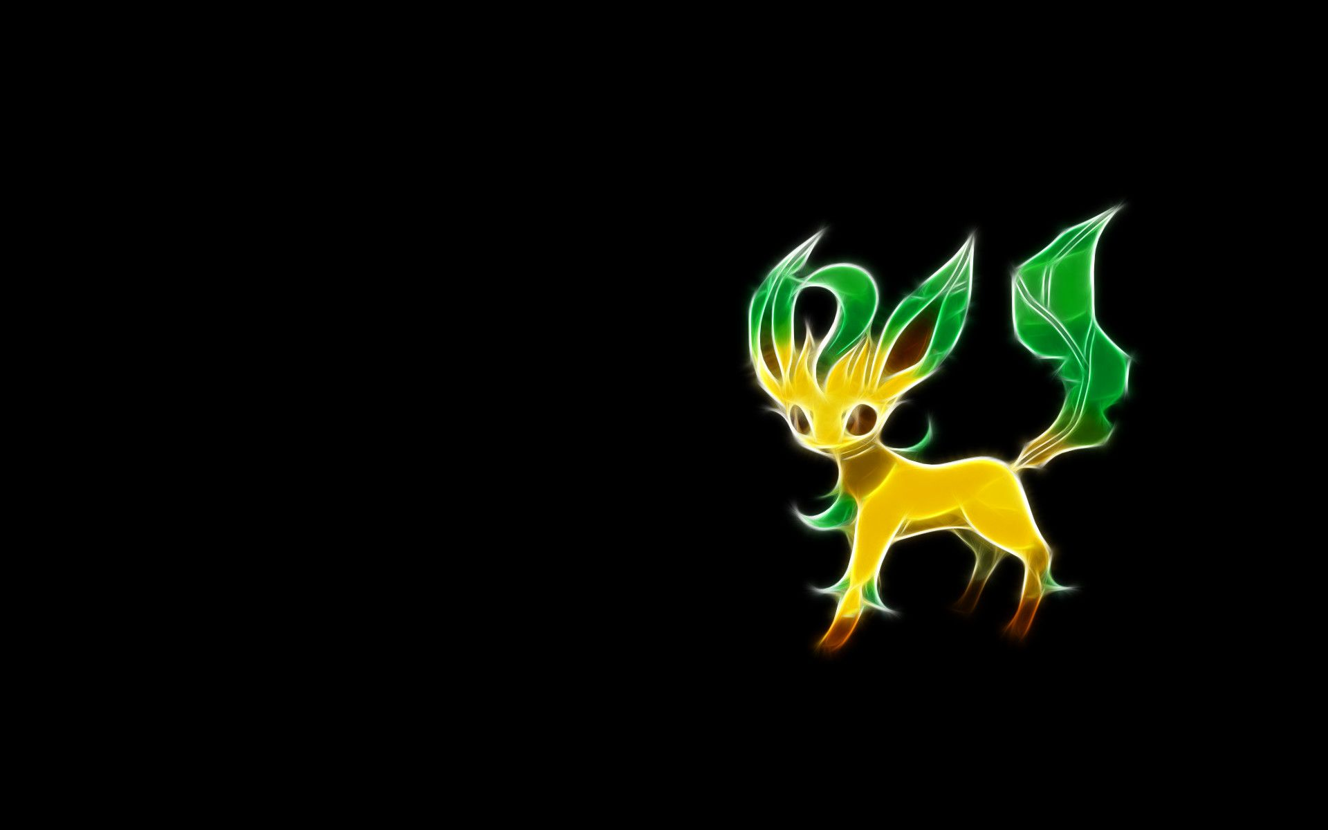 1920x1200 Leafeon Wallpaper (64+ images)