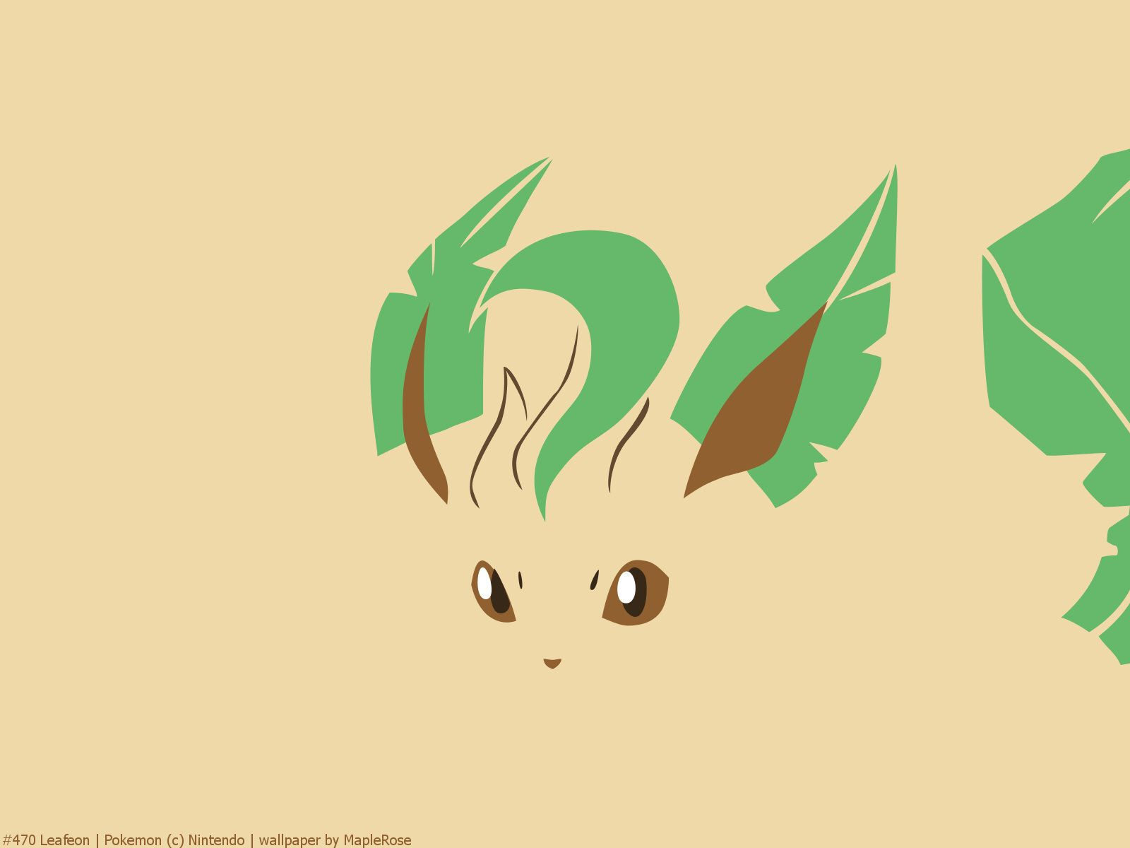 1600x1200 470 Leafeon | Pokémon, Pokemon stuff and Grass type