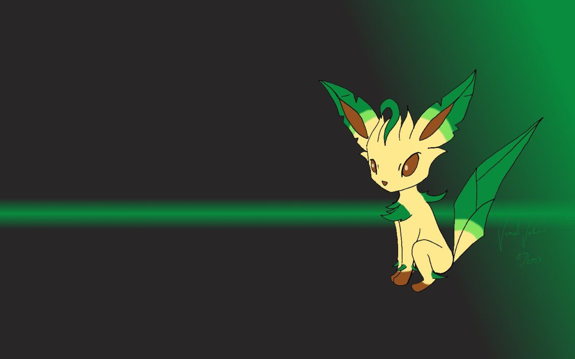 1131x707 Leafeon Wallpaper by ZaneMiyoshi on DeviantArt