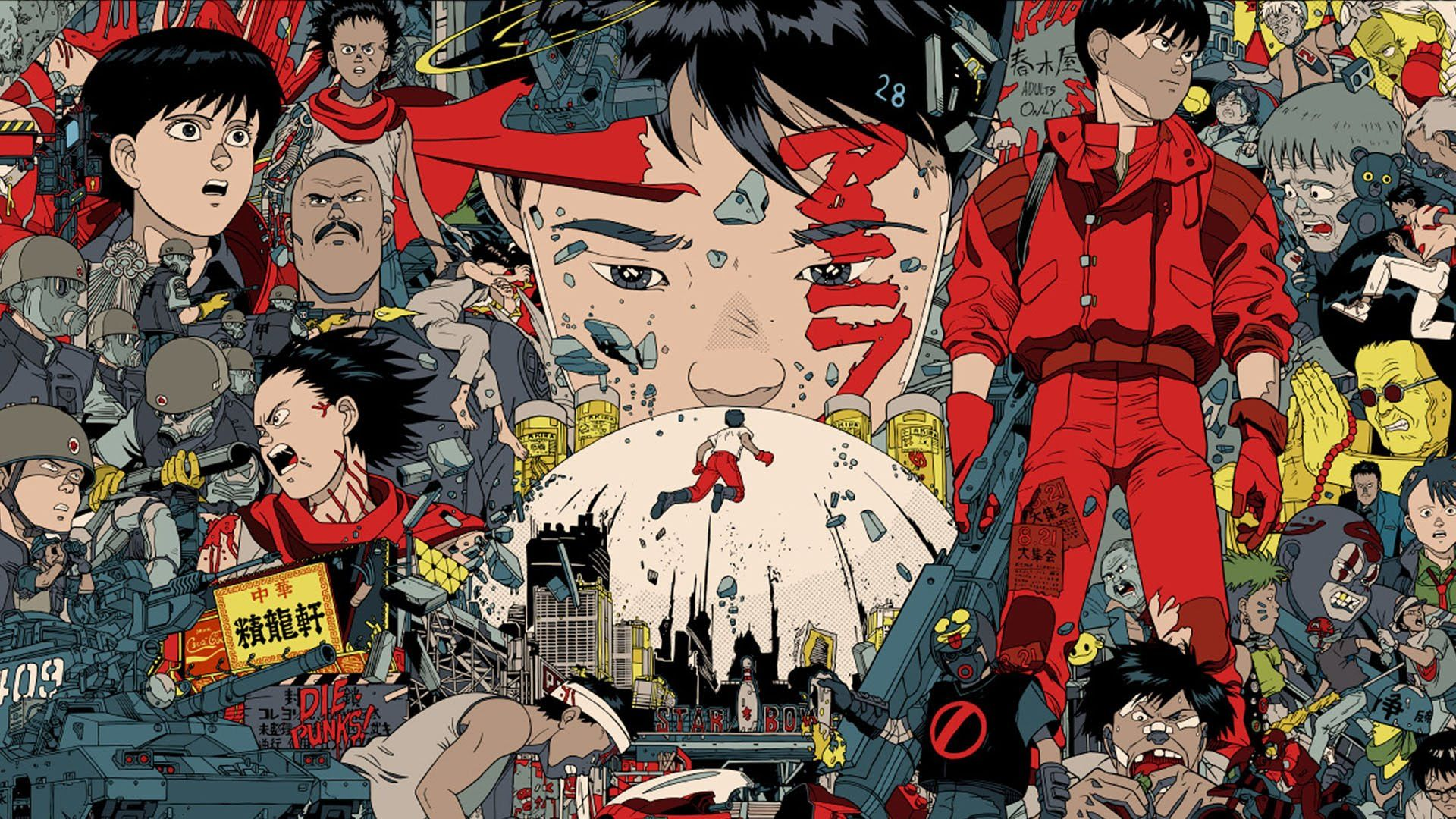 1920x1080 What Is Holding Up AKIRA? - AMC Movie News - YouTube