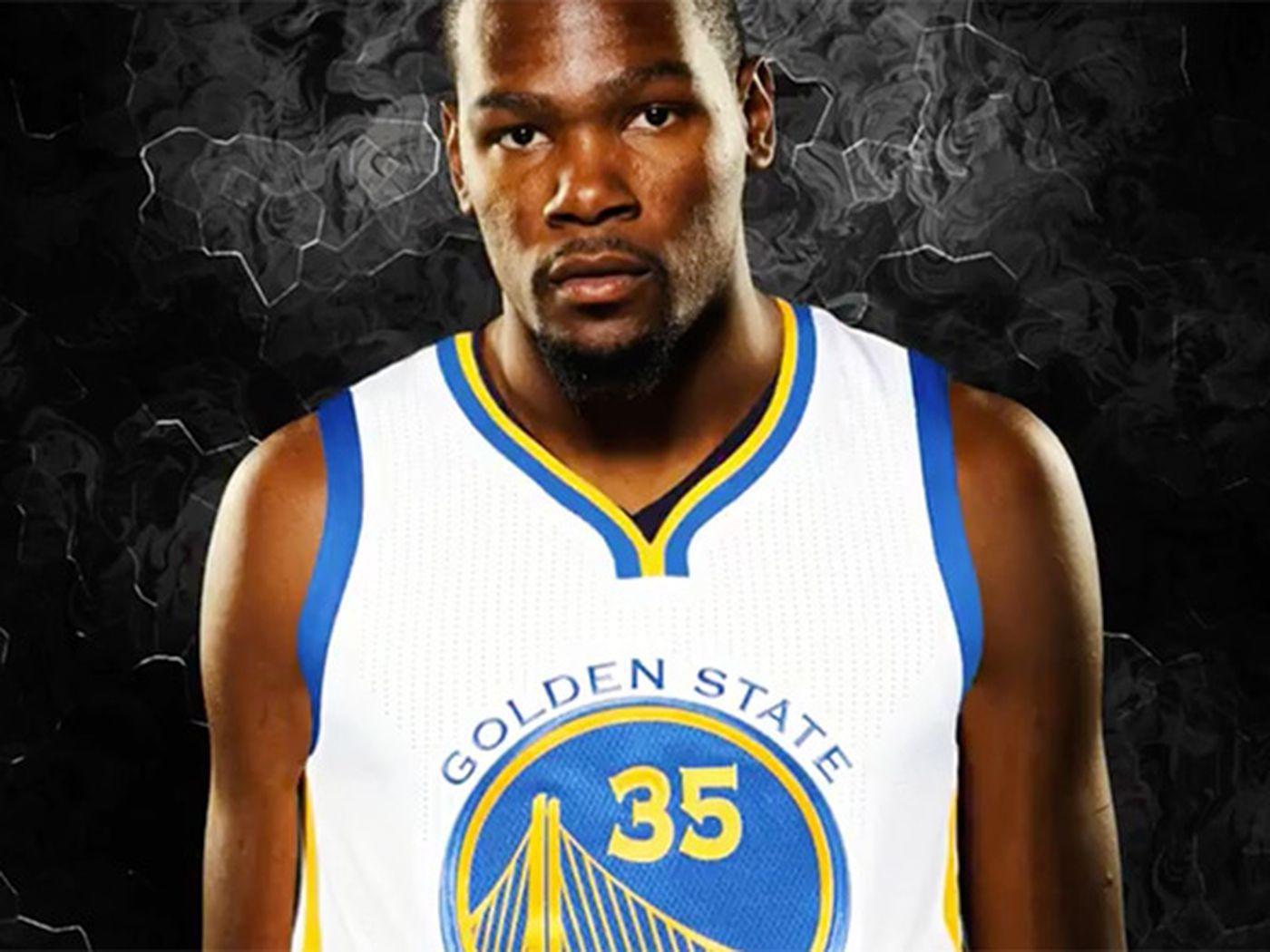 1400x1050 Warriors vs. Raptors: Kevin Durant makes his debut - Golden State Of ...